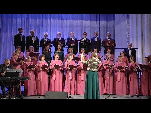 Концерт «Откроем музыке сердца»   Академхор и ансамбль Весна 18.11.18