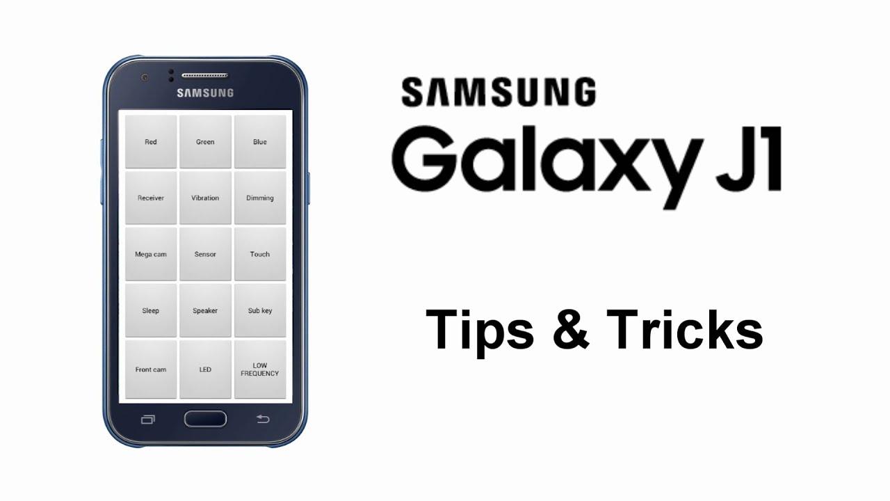 Samsung Galaxy J1 Tips & Tricks - iFixit Repair Guide