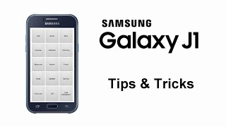 Samsung Galaxy J1 J100 Hard Reset Tips & Tricks Safe Mode Test Menu Snapshot Developer options
