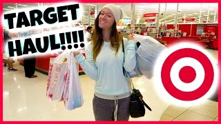 TARGET HAUL + SHOPPING FOR PLAYLIST LIVE!!!