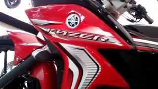 Yamaha Fazer Version 2.0 | v2.0  New Color Tone At Showroom | india | More On Description