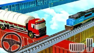 Impossible Car : Driving Truck Simulator - Android Gameplay