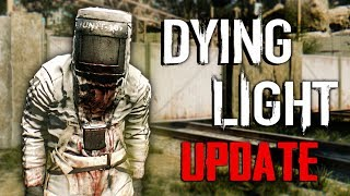 Dying Light New Update - A New Mutation For Hazmat | NEW DLC IS OUT | 2019