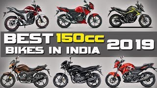 TOP 7 150cc Bikes In India 2019 | Yamaha 150cc