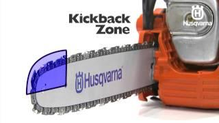 Husqvarna Chainsaw Safety Tips