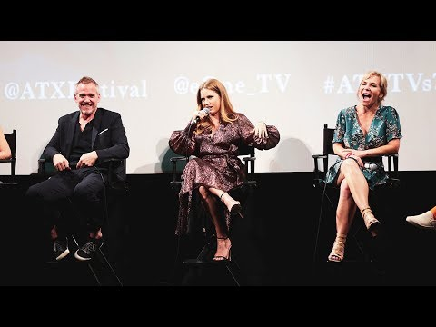 ATX Festival Q&A:  Night  Sharp Objects 2018