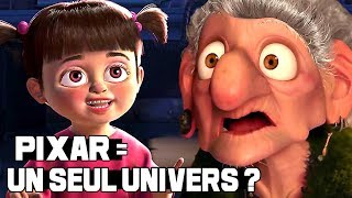 Une (Belle ?) Théorie sur Boo et l'Univers PIXAR