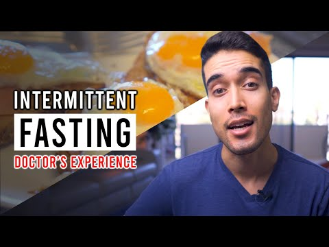 Doctor's Experience with Intermittent Fasting & Time Restricted Feeding