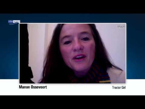 Skypen met Manon Ossenvoort