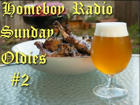 Homeboy Radio Sunday Oldies But Goodies #2