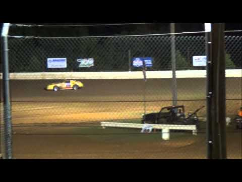 Doe Run Raceway Mini Stock Heat 6-12-15