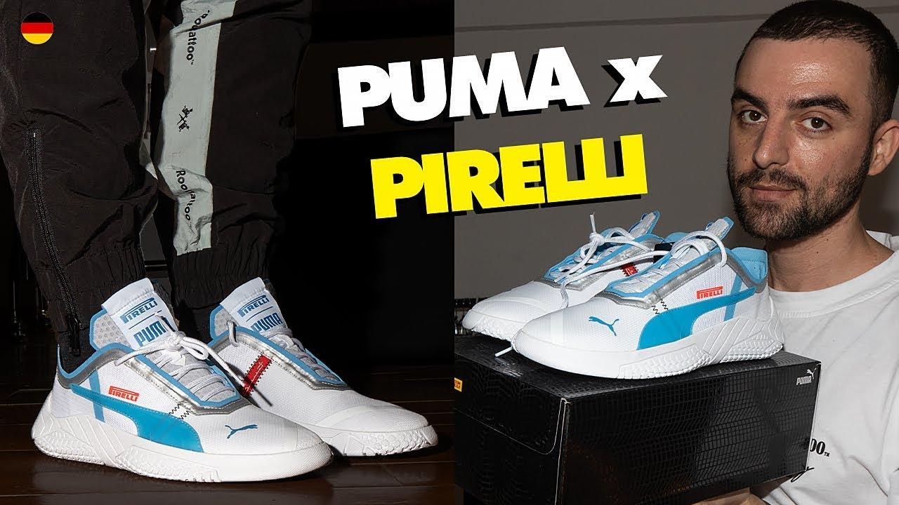 puma x pirelli replicat x