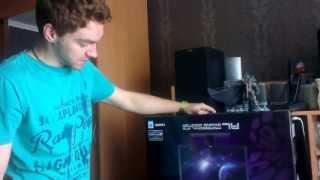 BenQ RL2455HM Pro gaming RTS Monitor Розпакування та огляд