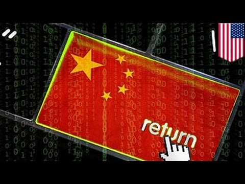 China hack: US military and intelligence data also breached US officials admit - TomoNews
