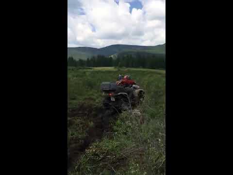 ATV extreme with True Mongolia travel