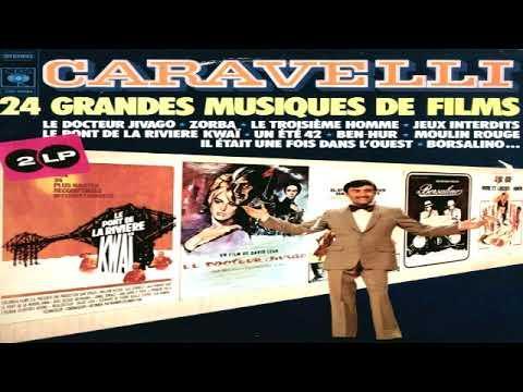 Caravelli   24 Grandes Musiques de Films GMB