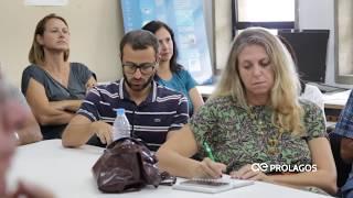 Agentes públicos contribuem com estudo de hidrodinâmica da Lagoa de Araruama