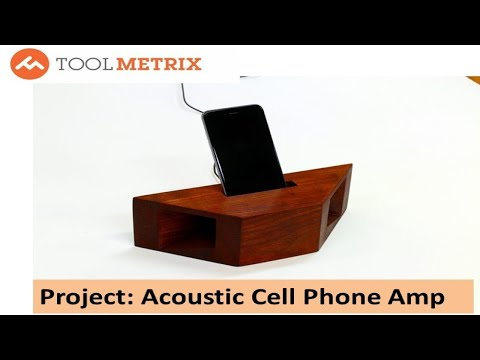How to Build a DIY Cell Phone Amplifier AND Charging Station