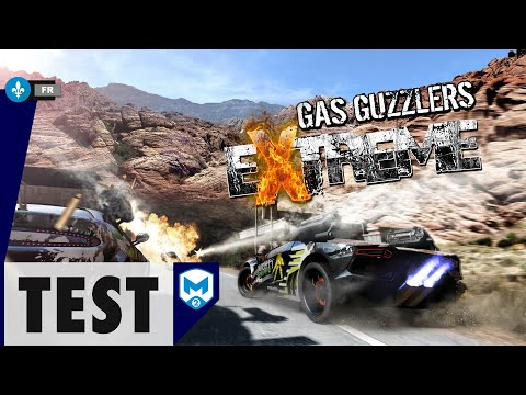Test / Review du jeu Gas Guzzlers Extreme – PS4, Xbox One, PC