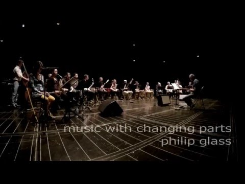Music For Changing Parts (P.Glass) / Dedalus Vs Muzzix