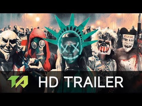The Purge: Election Year Trailer HD