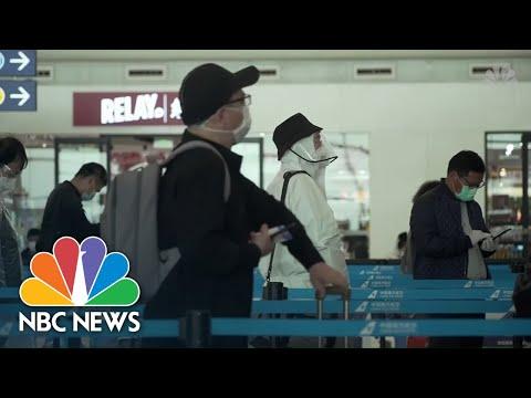 Coronavirus Lockdown Lifted After 76 Days In Wuhan, China   NBC News