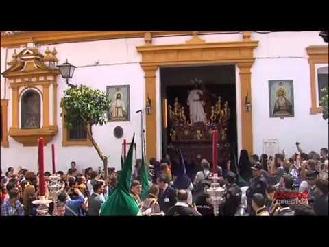 Salida Beso de Judas  Redención   Semana Santa Sevilla 2014.Via El Correotv