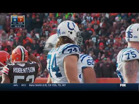 2014 Colts @ Browns