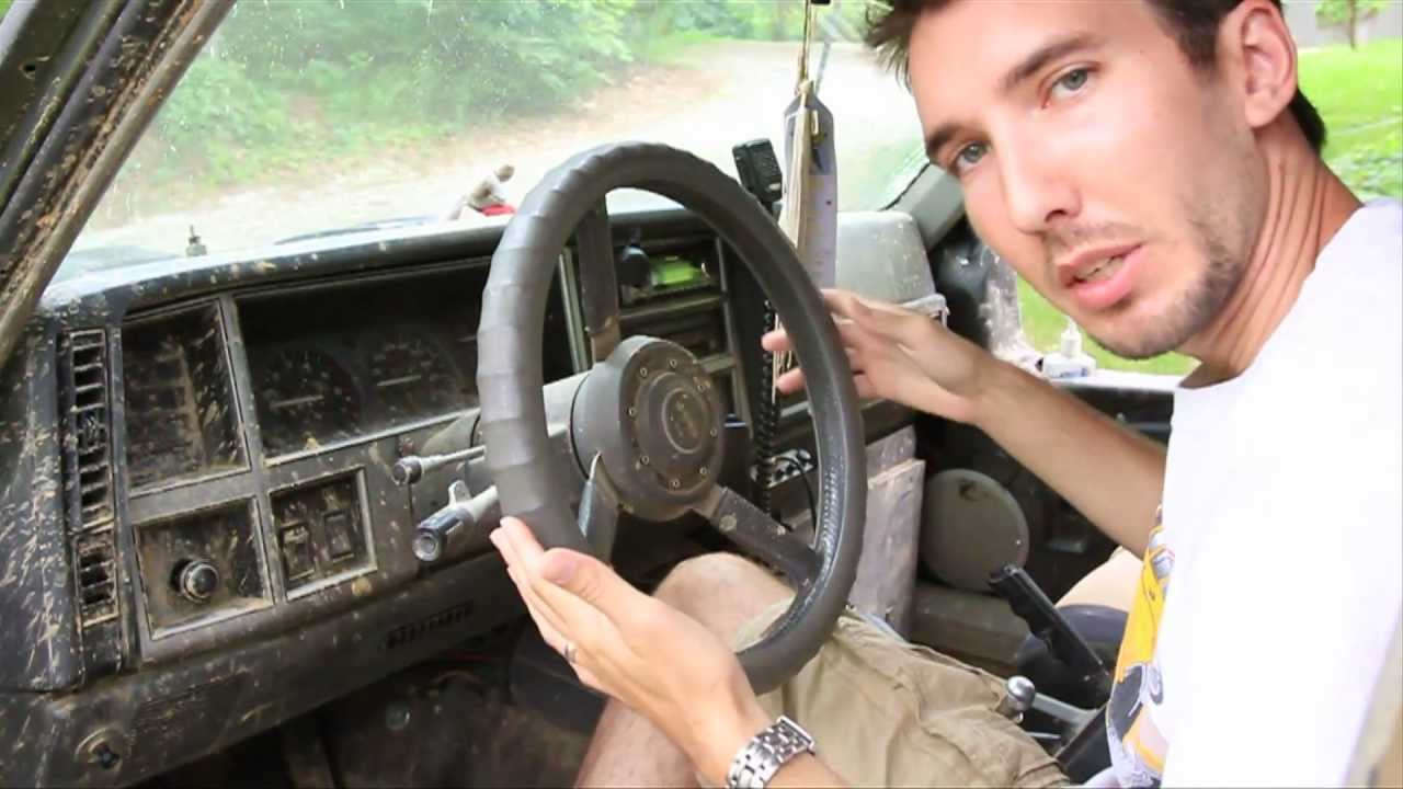 2006 Gmc Fuse Box How To Straighten Your Steering Wheel Youtube