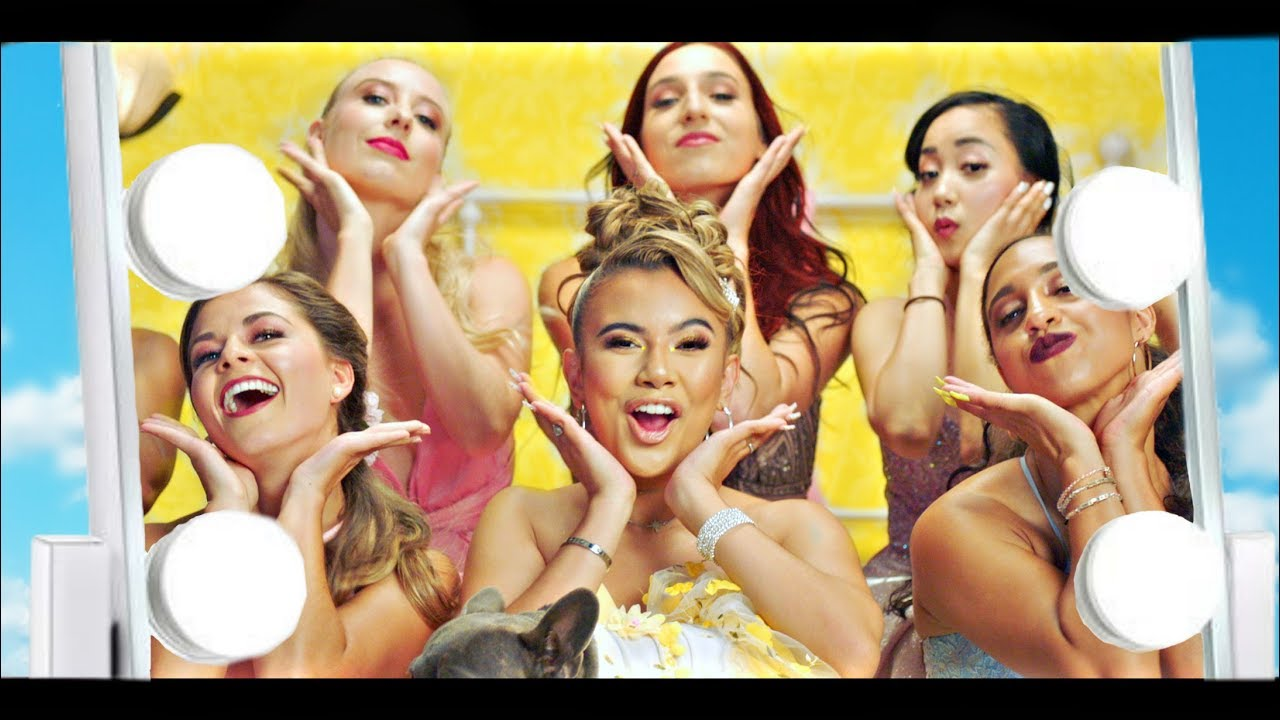 Download GIRLS SUPPORTING GIRLS - Adelaine Morin [Official Music Video]