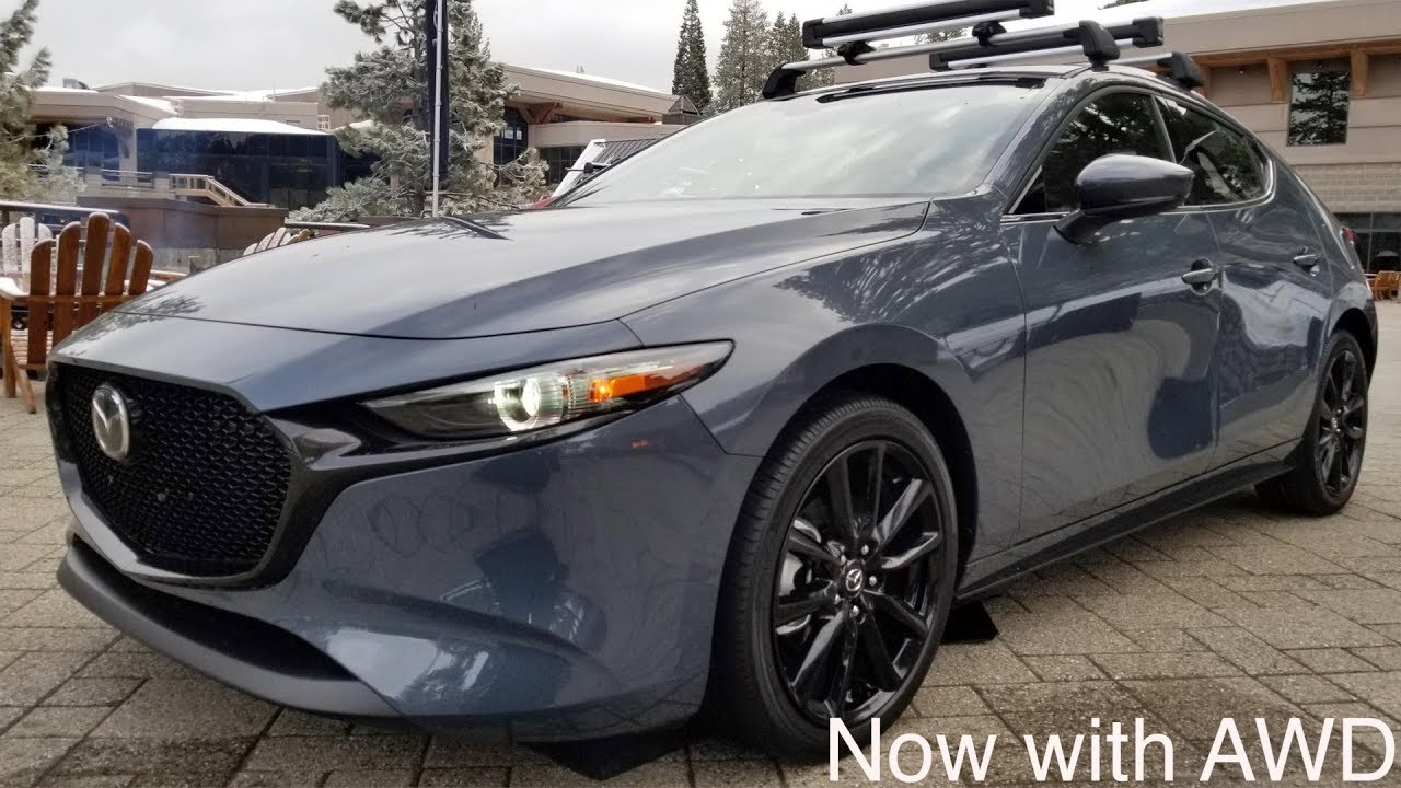 all new mazda3 review now with awd