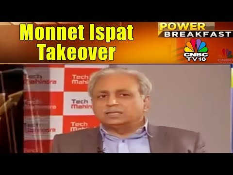 Monnet Ispat Takeover | Power Breakfast | 30th Jan | CNBC Tv18