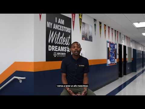 Justin White - KIPP Truth Academy Principal in Residence