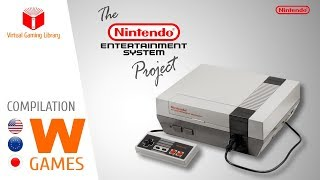 The NES / Nintendo Entertainment System Project - Compilation W - All NES Games (US/EU/JP)