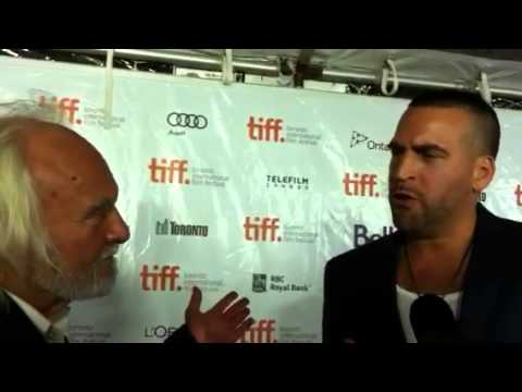 Kenneth Welsh and Dax Ravina at TIFF 2013: What makes a good tagteam?