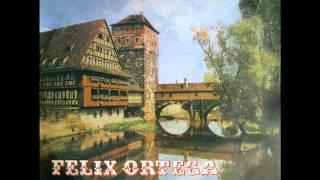 Félix Ortega - Recuerdos de la Alhambra / Aires moriscos (1981)