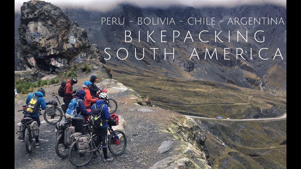 Bikepacking through South America