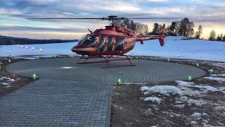 Leon Tsoukernik Invites Celebs on his Helicopter