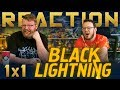 "Black Lightning 1x1 REACTION!! ""The Resurrection"""