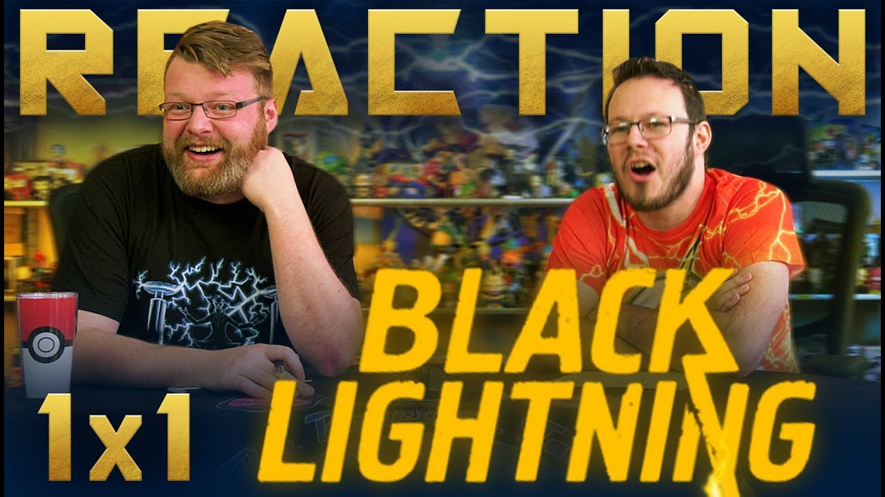 "Download Black Lightning 1x1 REACTION!! ""The Resurrection"""