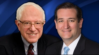 WATCH: Bernie Sanders & Ted Cruz spar over Pre existing conditions