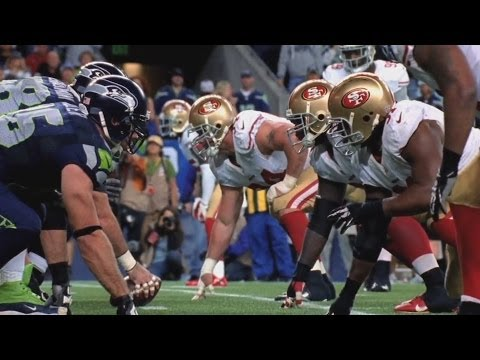 Seahawks-49ers Rivalry This Is War