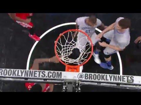 Top 10 NBA Plays: December 8th
