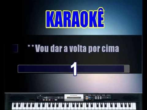 Karaokê Eduardo Costa Comecar de Novo ( Playback Completo )