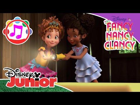 Fancy Nancy Clancy ♫ Glaub' An Mich ♫   Disney Junior Musik