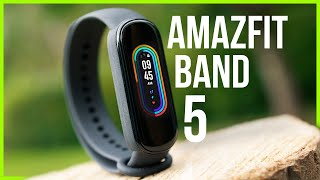 Amazfit Band 5 Review - The Fitness Tracker You've Been Waiting For...