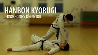 Hanbon kyorugi (jednokrokový řízený boj)