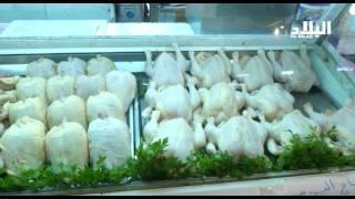 تراجع كبير لاسعار اللحوم البيضاء في الأسواق الجزائرية   - elbiladtv-