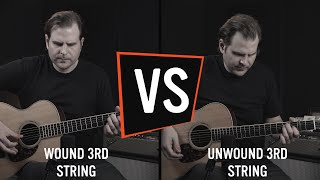 Unwound 3rd String: Does it make a difference in these delta blues songs?