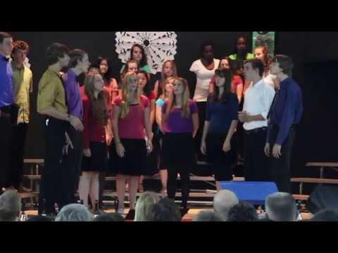 Dakar Academy Ensemble - The Christmas Song Arr. Kirby Shaw